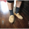 ถุงเท้าวูลขนสัตว์ ถุงเท้ากันหนาวสำหรับผู้ชาย มี 4 สี