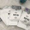 RFID Blocking Credit Card Sleeve Protector แผ่นใส่บัตรเครดิตกันโจรกรรม