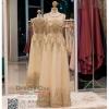 รหัส ชุดแต่งงาน : PFL019 ชุดเจ้าสาวสีทอง พร้อมส่ง ราคาถูกกว่าเช่า ใส่ถ่ายพรีเวดดิ้ง ชุด after party สวย หรู อลังมากค่ะ
