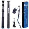 ไม้ Pole กล้อง GoPro ยี่ห้อ Smatree (รุ่น S3 ลอยน้ำได้) ความยาว 12.5-40 นิ้ว