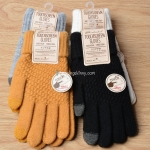 ถุงมือไหมพรมญี่ปุ่น สำหรับทัชสกรีน มี 6 สี