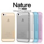 เคสใส iphone 5 , 5s , SE รุ่น nature tpu case