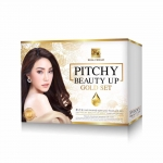 PITCHY BEAUTY UP GOLD SET V.2 by REAL CREAM พิชชี่บิวตี้ อัพ โกลด์ เซท แพคเกจใหม่