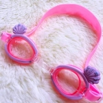 แว่นตาว่ายน้ำเด็ก ผู้หญิง 2 สำเนา สำเนา