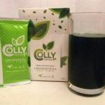 Colly Chlorophyll Plus Fiber คอลลี่ คลอโรฟิลล์ พลัส ไฟเบอร์ คลอโรฟิลล์รสชาเขียว