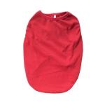 เสื้อยืดแขนกุด (สีแดง)
