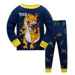 ชุดนอนเด็ก ไดโนเสาร์ Trex