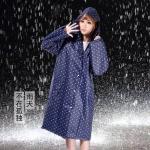 เสื้อกันฝน เด็กโต/ผู้ใหญ่ ลายจุด