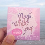 Magic White Soap สบู่ผลัดเซลล์ผิวให้กระจ่างใส