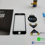 ฟิล์มกระจกนิรภัยเต็มจอ iphone 6 / 6s ยี่ห้อ focus