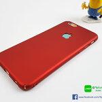 เคส iPhone 6s , 6 - สีแดง พลาสติกบางสวย