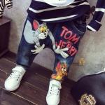 กางเกงยีนส์ ทอมแอนดอ์เจอรี่