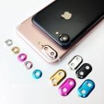 iPhone 7 - ที่ครอบเลนส์กล้อง ( ซื้อ 2 แถม 1 )