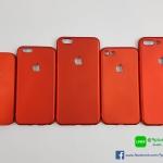 เคส iPhone SE , 5s , 5 - สีแดง