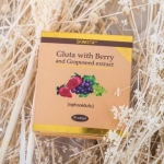 Gluta All in One With Berry and Grapeseed Exact กลูต้าอออินวัน แพ็คเก็ตใหม่
