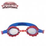 แว่นตาว่ายน้ำเด็ก สไปเดอร์แมน สีน้ำเงิน