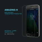 ฟิล์มกระจก Moto G5 Plus ยี่ห้อ NILLKIN รุ่น Amazing H