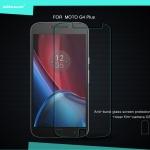 ฟิล์มกระจก Moto G4 Plus ยี่ห้อ NILLKIN รุ่น Amazing H