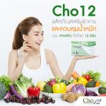 Cho12 โช-ทเวลฟ์ By เนย โชติกา คลีนร่างกายจากภายใน ดื้อยา อ้วนมาก ลดยาก แก้ด้วย Cho12