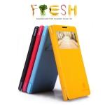 เคสมือถือ Huawei Honor 3C ยี่ห้อ Nillkin รุ่น Fresh Series Leather Case