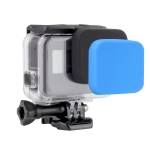 Silicone Soft Rubber Protective lens cap Waterproof Housing Case Supersuit for GoPro Hero 5