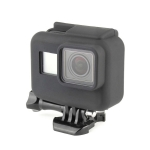 Soft Silicone Rubber protective Case Cover protectie case cover for Gopro Hero 5