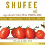 SHUFEE CHERRY TOMATO SOAP ซูฟี่ สบู่มะเขือเทศราชินี