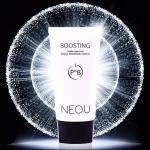 NEOU Boosting Power Emulsion Miracle Brightening Complex Power of 8 นีโอยู บูสติ้ง นวัตกรรมบูสผิวหน้าสัมผัสผิวสวยได้ตั้งแต่ในครั้งแรกที่ลองใช้
