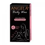Angela Body Wax แผ่นแว๊กซ์ขนนางฟ้า แองเจล่า บอดี้ แว๊กซ์