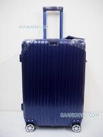 กระเป๋าเดินทาง Hipolo PC 5610 ขนาด 24 นิ้ว สีน้ำเงิน