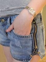 กางเกงยีนส์ ขาสั้น มี 3 ไซส์