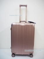 กระเป๋าเดินทาง SAMESAME PC 16023 สีชมพู ขนาด 24 นิ้ว ส่งฟรี