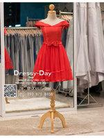 รหัส ชุดราตรีสั้น :BB045 มีชุดราตรีสวย สีครีม ชุดไปงานแต่งสั้น เหมาะใส่งานหมั้น งานเช้า หรู พร้อมส่งเยอะสุดในไทย เนื้อผ้าพรีเมี่ยม คัตติ้งเนี๊ยบๆ คอบัว