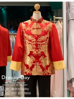 รหัส เสื้อจีนชาย : KPM004 เสื้อจีนชาย พร้อมส่ง ชุดจีนชาย โบราณ ซื้อได้ที่ไหน -> แนะนำร้านเดรสซี่เดย์ www.dressy-day นะคะ คัตติ้งเนี๊ยบ เนื้อผ้าพรีเมี่ยม พร้อมส่งเยอะสุดในไทย สำเนา