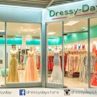 ร้านขาย ชุดราตรี ชุดไปงานแต่งงาน ชุดราตรีคนอ้วน ชุดกี่เพ้า Dressy-Day เดรสซี่เดย์
