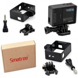 Smatree Frame for GoPro Hero 3 / 3+ / 4 สีดำ