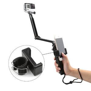 Cell phone Locking Clip Holder GoPro