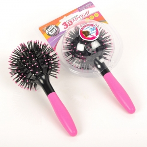 3D Bomb Curl Brush แปรงจัดแต่งทรงผม ทรงลูกบอล