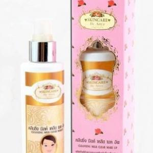Skincare By Anya Cleansing Milk Clear Makeup คลีนซิ่ง มิลล์ เคลีย เมคอัพ ลดสิวอุดตัน