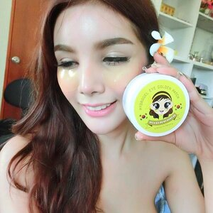 Hydrogel eye golden patch แผ่นเจลมาร์คตา izzo first Beauty eye patch