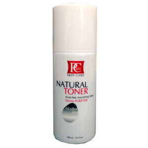 NATURAL TONER by Pcare Skincare โทนเนอร์ธรรมชาติ ไร้แอลกอฮอล์ กระชับรูขุมขน ปัญหาสิวหายเกลี้ยง