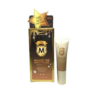 MAGIC DD PERFECT ORGANIC by Magic Wonderland เมจิค ดีดี ครีม เกลี่ยง่าย แห้งเร็ว กันน้ำ กันเหงื่อ