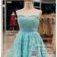 รหัส ชุดไปงานแต่งงาน : PF013 ชุดราตรีสั้น แบบหน้าสั้นหลังยาว สีฟ้า ใส่ไปงานแต่งงานกลางวัน กลางคืน สวยน่ารักมาก thumbnail 3