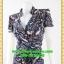 2657ชุดเสื้อผ้าคนอ้วน ชุดทำงานลายไทยวินเทจสไตล์เปรี้ยวหรูไฮโซชุดคอจีนป้ายสำเร็จเก็บทรงเนี๊ยบสุด พร้อมโบคาดเอว thumbnail 3