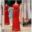 รหัส ชุดราตรียาว : PF023 ชุดราตรียาวสีแดง มีเพรชประดับที่เอว เหมาะใส่เป็นชุดไปงานแต่งาน ชุดเดรสออกงานกลางคืน งานแต่งงาน งานกาล่าดินเนอร์ งานเลี้ยง งานพรอม งานรับกระบี่ thumbnail 1