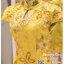 รหัส ชุดกี่เพ้า :KPS042 ชุดกี่เพ้าพร้อมส่ง มีชุดกี่เพ้าคนอ้วน แบบสั้น สีเหลือง ปักลูกไม้ ดิ้นทอง คัตติ้งเป๊ะมาก ใส่ออกงาน ไปงานแต่งงาน ใส่เป็นชุดพิธีกร ชุดเพื่อนเจ้าสาว ชุดถ่ายพรีเวดดิ้ง ชุดยกน้ำชา หรือ ใส่ ชุดกี่เพ้าแต่งงาน สวยมากๆ ค่ะ thumbnail 3