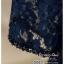 รหัส ชุดราตรี :PFS034 ชุดไปงานแต่งมีแขนยาวตกแต่งผ้าลูกไม้งานสวย เก๋ ชุดราตรีสั้นหรู สีน้าเงิน คาดเข็มขัดโบว์ช่วงเอว สวย สง่า ดูดีแบบเจ้าหญิง ใส่ไปงานแต่งงาน งานกาล่าดินเนอร์ งานเลี้ยง งานพรอม งานรับกระบี่ สำเนา thumbnail 4