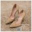 รหัส รองเท้าไปงาน : RR004 รองเท้าเจ้าสาวสีทอง พร้อมส่ง ตกแต่งกริตเตอร์ สวยสง่าดูดีแบบเจ้าหญิง ใส่เป็นรองเท้าคู่กับชุดเจ้าสาว ชุดแต่งงาน ชุดงานหมั้น หรือ ใส่เป็นรองเท้าออกงาน กลางวัน กลางคืน สวยสง่าดูดีมากคะ ราคาถูกกว่าห้างเยอะ thumbnail 3