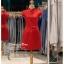 รหัส ชุดกี่เพ้า :KPS056 ชุดกี่เพ้าพร้อมส่ง มีชุดกี่เพ้าคนอ้วน แบบสั้น สีแดง คัตติ้งเป๊ะมาก ใส่ออกงาน ไปงานแต่งงาน ใส่เป็นชุดพิธีกร ชุดเพื่อนเจ้าสาว ชุดถ่ายพรีเวดดิ้ง ชุดยกน้ำชา หรือ ใส่ ชุดกี่เพ้าแต่งงาน สวยมากๆ ค่ะ thumbnail 1