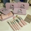 Sweet Pink Hello Kitty Makeup Brush Set ชุดแปรงแต่งหน้า ฮัลโหล คิตตี้ พร้อมกล่อง thumbnail 11
